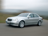 Mercedes-Benz E 350 (W211) 2004–06 wallpapers