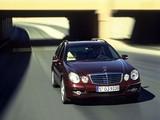 Mercedes-Benz E 320 CDI Estate (S211) 2006–09 photos