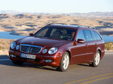 Mercedes-Benz E 320 CDI Estate (S211) 2006–09 photos