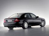Mercedes-Benz E 500 (W211) 2006–09 wallpapers