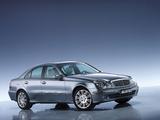Mercedes-Benz Vision E 320 BlueTec Concept (W211) 2006 wallpapers