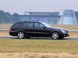 Mercedes-Benz E 320 CDI Estate UK-spec (S211) 2006–09 wallpapers