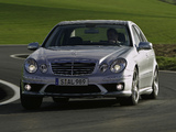Mercedes-Benz E 63 AMG (W211) 2007–09 images