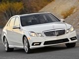 Mercedes-Benz E 550 AMG Sports Package (W212) 2009–12 images