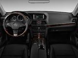 Mercedes-Benz E 350 Coupe US-spec (C207) 2009–12 images