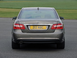 Mercedes-Benz E 220 CDI AMG Sports Package UK-spec (W212) 2009–12 images