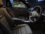 Mercedes-Benz E 63 AMG AU-spec (W212) 2009–11 photos