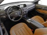 Mercedes-Benz E 550 AMG Sports Package (W212) 2009–12 photos