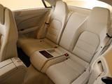 Mercedes-Benz E 350 Coupe US-spec (C207) 2009–12 photos