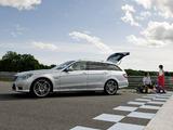 Mercedes-Benz E 63 AMG Estate (S212) 2009–11 photos