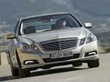Mercedes-Benz E 350 CDI (W212) 2009–12 photos