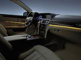 Mercedes-Benz E 500 (W212) 2009–12 pictures