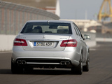 Mercedes-Benz E 63 AMG (W212) 2009–11 pictures