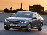 Mercedes-Benz E 300 BlueTec Hybrid UK-spec (W212) 2010–12 photos