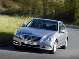 Mercedes-Benz E 300 BlueTec Hybrid UK-spec (W212) 2010–12 pictures