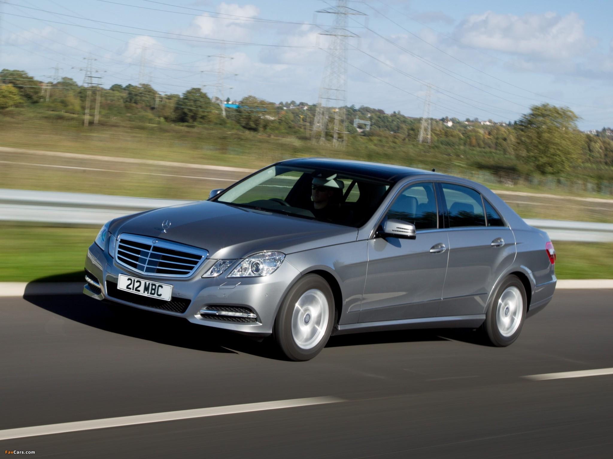 Mercedes benz e 300 bluetec hybrid uk spec w212 2010 12 for Mercedes benz hybrid uk
