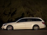 Mercedes-Benz E 63 AMG Estate (S212) 2011–12 images