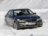 Mercedes-Benz E 250 CDI 4MATIC (W212) 2011–12 photos