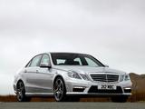 Mercedes-Benz E 63 AMG UK-spec (W212) 2012 photos
