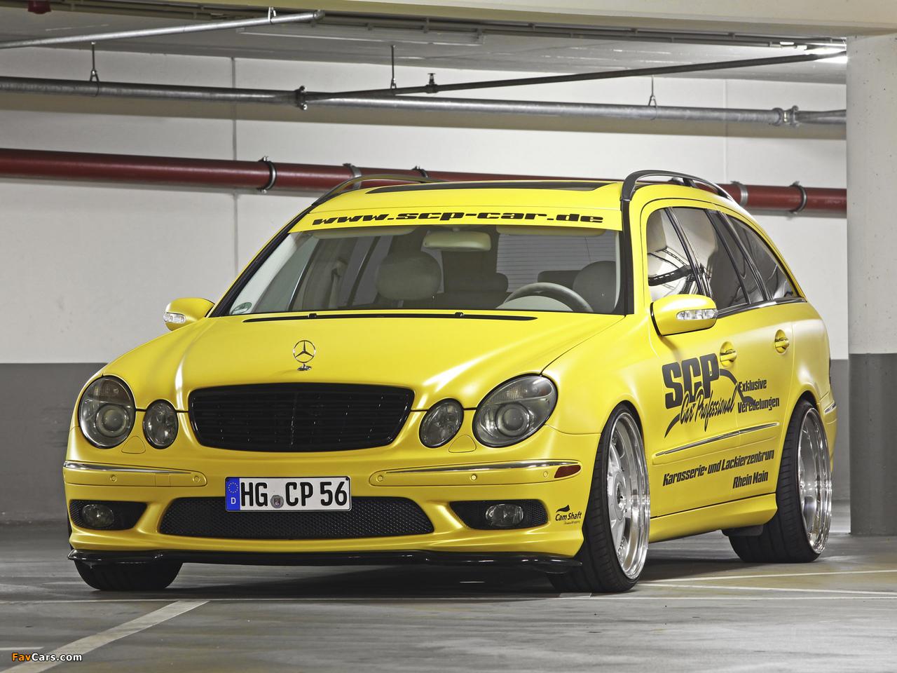 Mercedes Car Images >> SCP Mercedes-Benz E-Klasse (S211) 2012 wallpapers (1280x960)
