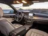 Mercedes-Benz E 350 4MATIC (W212) 2013 images
