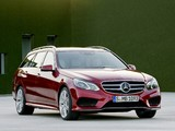 Mercedes-Benz E 250 AMG Sports Package Estate (S212) 2013 images