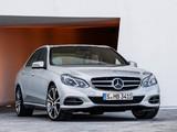 Mercedes-Benz E 350 4MATIC (W212) 2013 photos