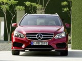 Mercedes-Benz E 250 AMG Sports Package Estate (S212) 2013 pictures
