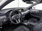 Mercedes-Benz E 63 AMG S-Model Estate (S212) 2013 wallpapers