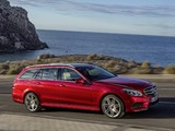 Mercedes-Benz E 250 AMG Sports Package Estate (S212) 2013 wallpapers