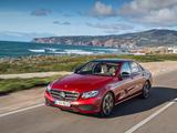 Mercedes-Benz E 300 Avantgarde Line (W213) 2016 pictures