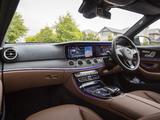 Mercedes-Benz E 300 Avantgarde Line AU-spec (W213) 2016 wallpapers