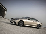 Mercedes-Benz E 300 AMG Line Coupé (C238) 2017 wallpapers