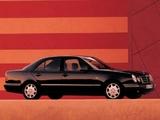 Mercedes-Benz E-Klasse (W210) 1995–99 images