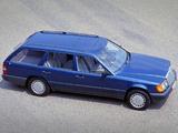 Photos of Mercedes-Benz 300 TE (S124) 1986–92