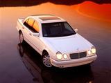 Photos of Mercedes-Benz E-Klasse (W210) 1995–99