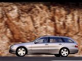 Photos of Mercedes-Benz E 320 Estate (S211) 2002–06