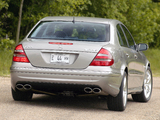 Photos of Mercedes-Benz E 55 AMG US-spec (W211) 2003–06