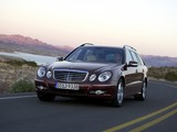 Photos of Mercedes-Benz E 320 CDI Estate (S211) 2006–09