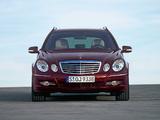 Photos of Mercedes-Benz E 320 CDI Estate (S211) 2006–09