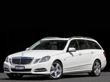 Photos of Mercedes-Benz E 250 CDI Estate AU-spec (S212) 2009–12