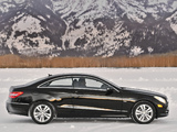 Photos of Mercedes-Benz E 350 4MATIC Coupe US-spec (C207) 2009–12