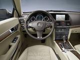 Photos of Mercedes-Benz E 350 CDI Coupe (C207) 2009–12