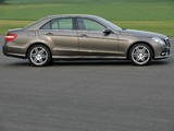 Photos of Mercedes-Benz E 220 CDI AMG Sports Package UK-spec (W212) 2009–12