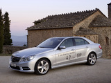 Photos of Mercedes-Benz E 300 BlueTec Hybrid (W212) 2010–12