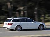 Photos of Mercedes-Benz E 63 AMG Estate (S212) 2011–12