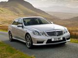 Photos of Mercedes-Benz E 63 AMG UK-spec (W212) 2012