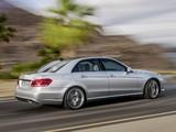 Photos of Mercedes-Benz E 350 4MATIC (W212) 2013