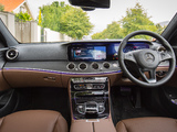 Photos of Mercedes-Benz E 300 Avantgarde Line AU-spec (W213) 2016
