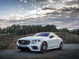 Photos of Mercedes-Benz E 400 4MATIC AMG Line Coupé